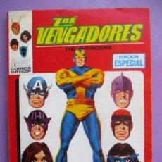 Cómics: LOS VENGADORES Nº 13 VERTICE TACO ¡¡¡¡ BUEN ESTADO !!!!! . Lote 167513204