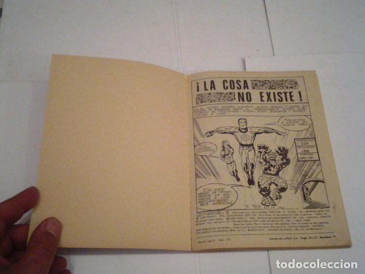 Cómics: LOS 4 FANTASTICOS - VERTICE - VOLUMEN 1 - NUMERO 39 - MUY BUEN ESTADO - CJ 108 - GORBAUD - Foto 2 - 167561720