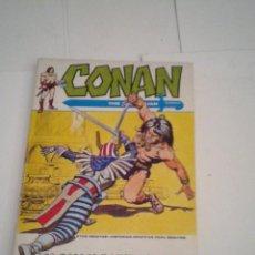 Cómics: CONAN EL BARBARO - VERTICE - VOLUMEN 1 - NUMERO 9 - MUY BUEN ESTADO - CJ 107 - GORBAUD. Lote 167561776