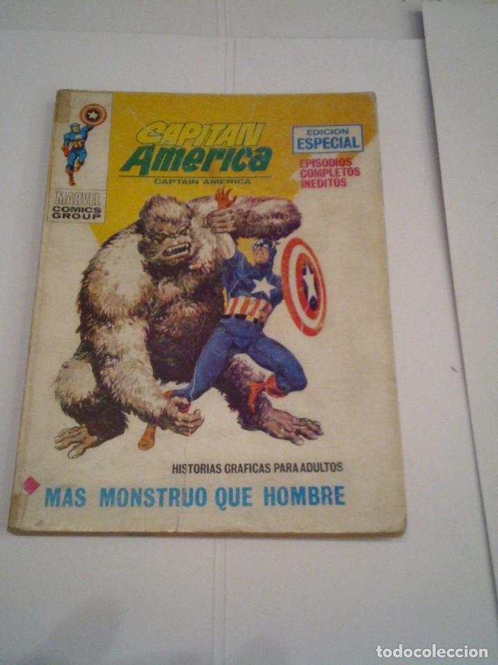 CAPITAN AMERICA - VERTICE - VOLUMEN 1 - NUMERO 17 - CJ 108 - GORBAUD (Tebeos y Comics - Vértice - Capitán América)