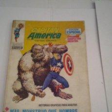 Cómics: CAPITAN AMERICA - VERTICE - VOLUMEN 1 - NUMERO 17 - CJ 108 - GORBAUD. Lote 167562072
