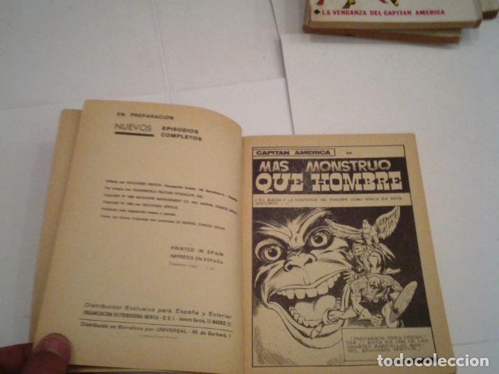 Cómics: CAPITAN AMERICA - VERTICE - VOLUMEN 1 - NUMERO 17 - CJ 108 - GORBAUD - Foto 3 - 167562072
