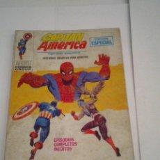 Cómics: CAPITAN AMERICA - VERTICE - VOLUMEN 1 - NUMERO 18 - CJ 108 - GORBAUD. Lote 167562100