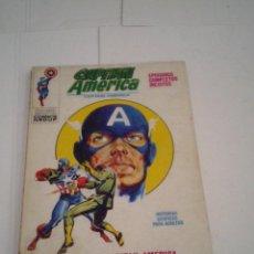 Cómics: CAPITAN AMERICA - VERTICE - VOLUMEN 1 - NUMERO 23 - CJ 108 - GORBAUD. Lote 167562156