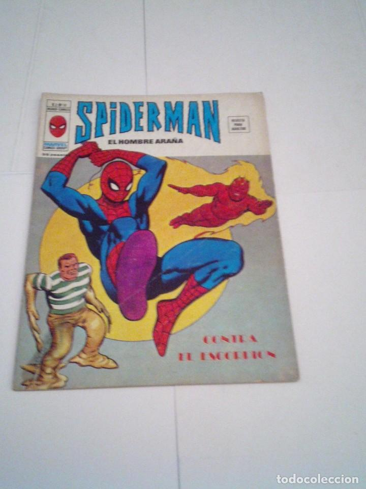 SPIDERMAN - VERTICE - VOLUMEN 3 - NUMERO 10 - CJ 107 - GORBAUD (Tebeos y Comics - Vértice - Otros)