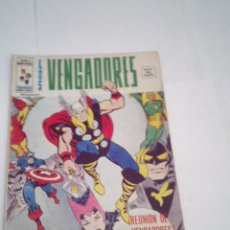 Cómics: LOS VENGADORES - VERTICE - VOLUMEN 2 - NUMERO 25 -BUEN ESTADO - CJ 107 - GORBAUD. Lote 167617028