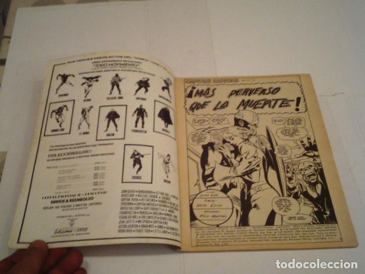 Cómics: CAPITAN AMERICA - VERTICE - VOLUMEN 3 - NUMERO 9 - CJ 107 - GORBAUD - Foto 2 - 167619044