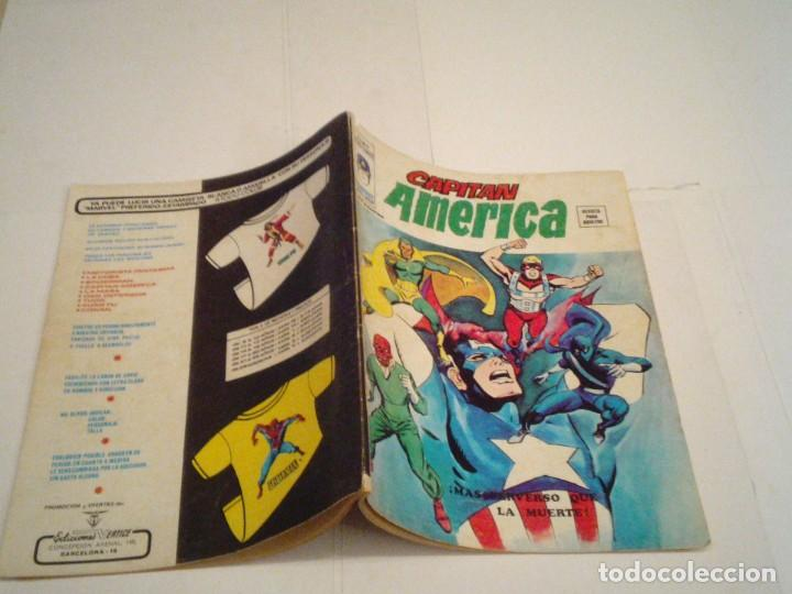 Cómics: CAPITAN AMERICA - VERTICE - VOLUMEN 3 - NUMERO 9 - CJ 107 - GORBAUD - Foto 5 - 167619044