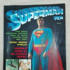 Cómics: SUPERMAN FILM, EDICIONES VERTICE. Lote 167634234