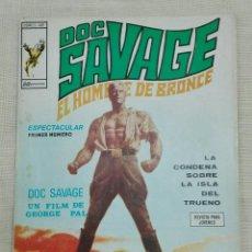 Cómics: DOC SAVEGE EL HOMBRE DE BRONCE. Lote 167634824