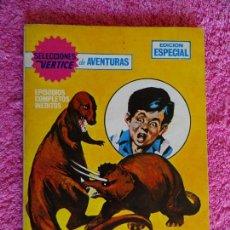 Cómics: SELECCIONES VERTICE 70 EDICIONES VERTICE 1970 LOS MONSTRUOS DE TIEMPOS REMOTOS EDICIÓN ESPECIAL. Lote 167642676