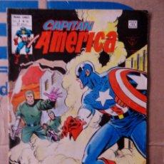 Cómics: CAPITÁN AMÉRICA VOL 3 VÉRTICE NÚMERO 36. 1979. 40 PTAS.. Lote 167726904