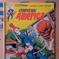 Cómics: CAPITÁN AMÉRICA VOL 3 VÉRTICE NÚMERO 43. 1980. 80 PTAS.. Lote 167727800