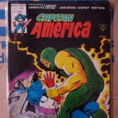 Cómics: CAPITÁN AMÉRICA VOL 3 VÉRTICE NÚMERO 44. 1980. 80 PTAS.. Lote 167729404