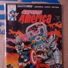 Cómics: CAPITÁN AMÉRICA VOL 3 VÉRTICE NÚMERO 46. 1980. 80 PTAS.. Lote 167729676