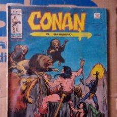 Cómics: CONAN EL BÁRBARO VOL 2 VÉRTICE NÚMERO 28. 1979. 40 PTAS. ¡RABIA Y VENGANZA!. Lote 167734844