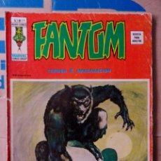 Cómics: FANTOM VOL 2 VÉRTICE NÚMERO 19. 1975.35 PTS ¡TERROR E IMAGINACIÓN !. Lote 167741716
