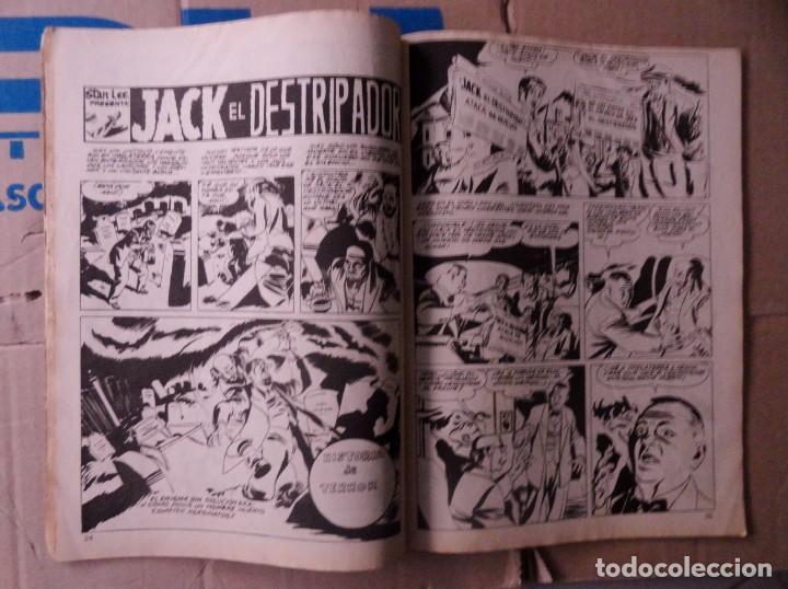 Cómics: FANTOM VOL 2 VÉRTICE NÚMERO 19. 1975.35 PTS ¡TERROR E IMAGINACIÓN ! - Foto 3 - 167741716