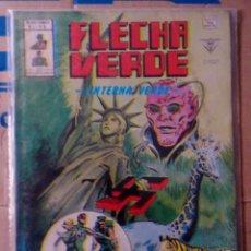 Cómics: FLECHA VERDE VOL 1 VÉRTICE NÚMERO 6. 1978.- LINTERNA VERDE- ¡ESTAMOS AL BORDE DE UN FINAL DEFINITIVO. Lote 167744752
