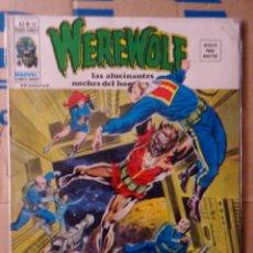 Cómics: WEREWOLF (HOMBRE LOBO) VOL 2 NÚMERO 18 VÉRTICE, AÑO 1976, 35 PTS. CERCA DE LA LUNA . Lote 167761348