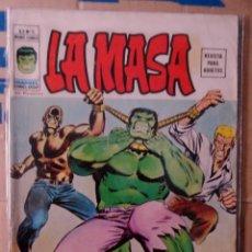 Cómics: LA MASA VOL 2 VÉRTICE NÚMERO 5 AÑO 1976 , 30 PTS.ENTRE EL MARTILLO Y EL YUNQUE . Lote 167808448