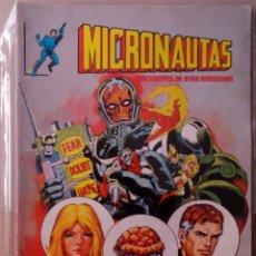 Cómics: MICRONAUTAS PROCEDENTES DE OTRA DIMENSIÓN AÑO 1983 SURCO VÉRTICE NÚMERO 4. Lote 167831792