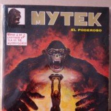 Cómics: MYTEK SURCO VÉRTICE RETAPADO 2 CONTIENE LOS NÚMEROS DEL 7 AL 11 . Lote 167832948