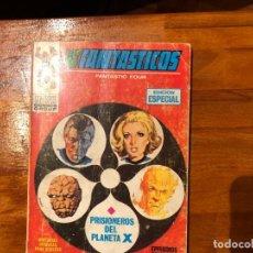 Cómics: LOS 4 FANTÁSTICOS. PRISIONEROS DEL PLANETA X. VOL. I, NÚMERO 4. Lote 167870576