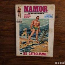 Cómics: NAMOR. EL CATACLISMO Nº 15. Lote 167871868