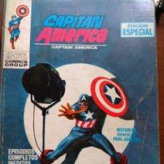 Cómics: CAPITAN AMERICA Nº 13 VÉRTICE TACO. Lote 167905996