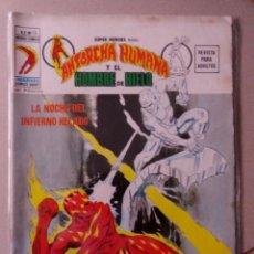Cómics: SUPER HÉROES VOL 2 VÉRTICE NÚMERO 12 ANTORCHA HUMANA Y EL HOMBRE DE HIERRO AÑO 1975. Lote 167963968