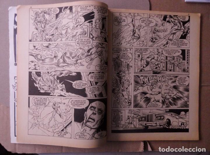 Cómics: SUPER HÉROES VOL 2 VÉRTICE NÚMERO 12 ANTORCHA HUMANA Y EL HOMBRE DE HIERRO AÑO 1975 - Foto 2 - 167963968