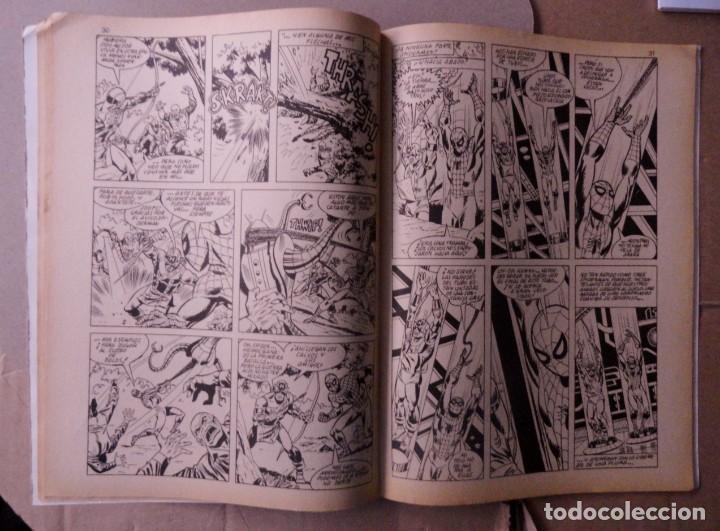 Cómics: SUPER HÉROES VOL 2 VÉRTICE NÚMERO 12 ANTORCHA HUMANA Y EL HOMBRE DE HIERRO AÑO 1975 - Foto 3 - 167963968