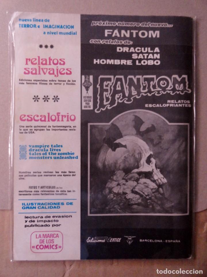 Cómics: SUPER HÉROES VOL 2 VÉRTICE NÚMERO 12 ANTORCHA HUMANA Y EL HOMBRE DE HIERRO AÑO 1975 - Foto 5 - 167963968