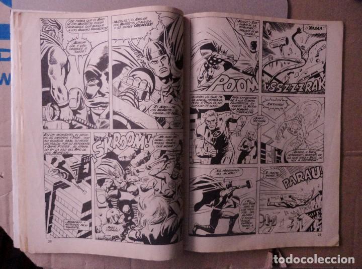Cómics: SUPER HEROES VOL 2 VÉRTICE NÚMERO 44. LA COSA Y EL MOTORISTA FANTASMA .AÑO 1976 - Foto 2 - 167969532