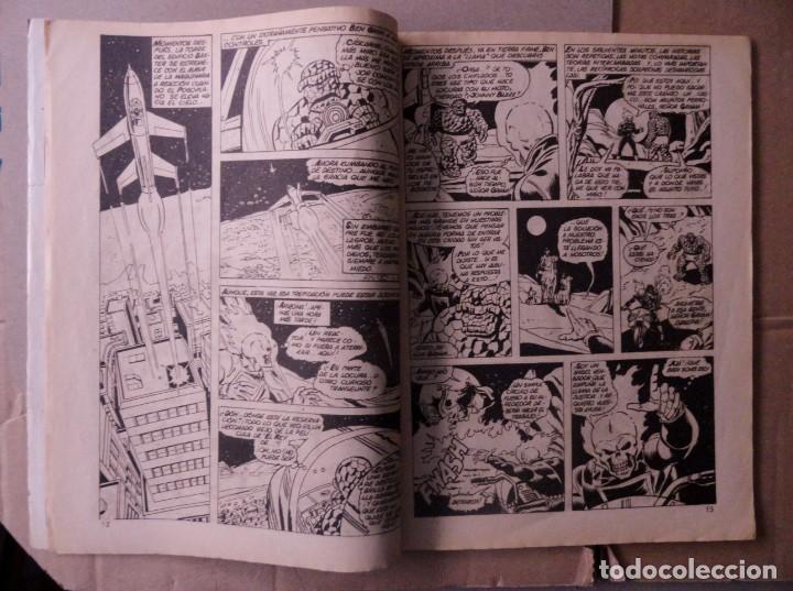 Cómics: SUPER HEROES VOL 2 VÉRTICE NÚMERO 44. LA COSA Y EL MOTORISTA FANTASMA .AÑO 1976 - Foto 3 - 167969532