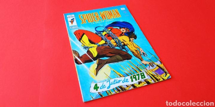 MUY BUEN ESTADO SPIDER WOMAN 4 VERTICE (Tebeos y Comics - Vértice - Otros)