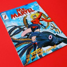 Cómics: BASTANTE NUEVO MS.MARVEL 8 VERTICE MIS. MARVEL. Lote 167970298