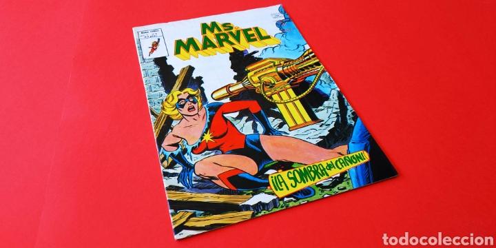 EXCELENTE ESTADO MS.MARVEL 9 VERTICE MIS. MARVEL (Tebeos y Comics - Vértice - Otros)