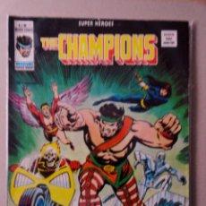 Cómics: SUPER HEROES VOL 2 VÉRTICE NÚMERO 49. THE CHAMPIONS .AÑO 1976. Lote 167971836
