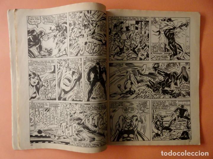 Cómics: LOS VENGADORES VOL 2 VÉRTICE NÚMERO 17 AÑO 1976, 35 PTS - Foto 2 - 167984160