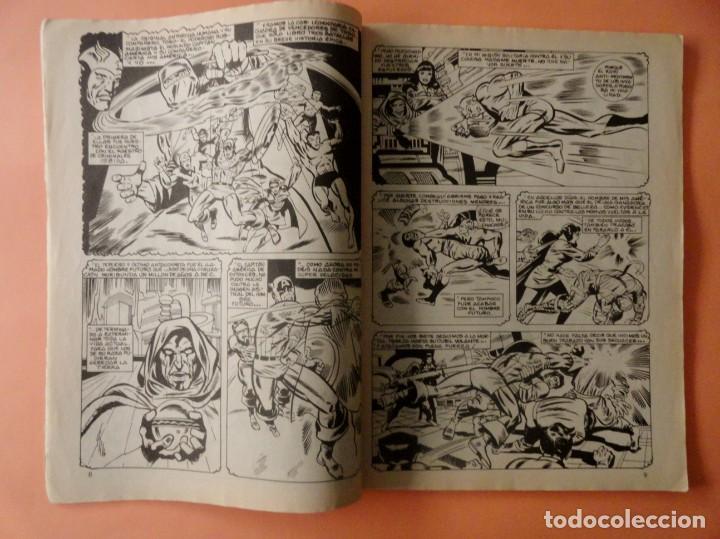 Cómics: LOS VENGADORES VOL 2 VÉRTICE NÚMERO 17 AÑO 1976, 35 PTS - Foto 3 - 167984160