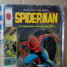 Cómics: ANTOLOGÍA DEL COMIC, SPIDER-MAN VÉRTICE NÚMERO 17 AÑO 1979. Lote 167995732