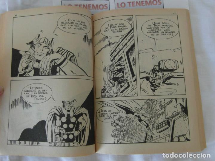 Cómics: Comics Thor La búsqueda de Loki nº35 marvel - Foto 4 - 168039360