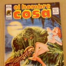 Cómics: EL HOMBRE COSA VOL 1 NÚMERO 1 AÑO 1975, 30 PTS , LA CREACIÓN DEL HOMBRE . Lote 168101424