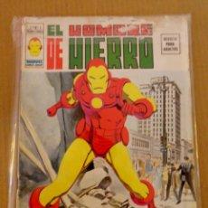 Comics: EL HOMBRE DE HIERRO VOL 1 NÚMERO 1 AÑO 1974, 30 PTS , EL DOCTOR ESPECTRO. Lote 168104620