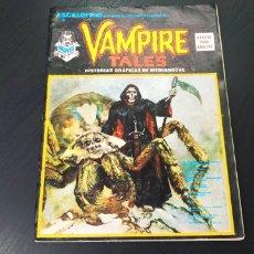 Cómics: ESCALOFRIO 10 VAMPIRE TALES 2 VERTICE. Lote 168172148