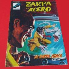 Cómics: CASI EXCELENTE ESTADO ZARPA DE ACERO 5 VERTICE. Lote 168200280