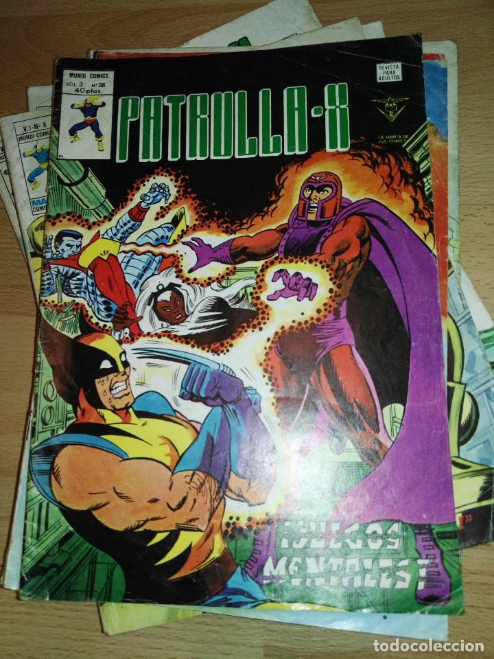 Cómics: Lote Patrulla X vol. 3 - Foto 6 - 168211552
