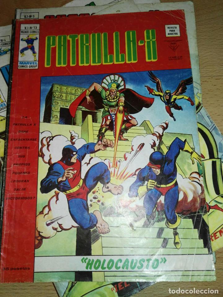 Cómics: Lote Patrulla X vol. 3 - Foto 7 - 168211552